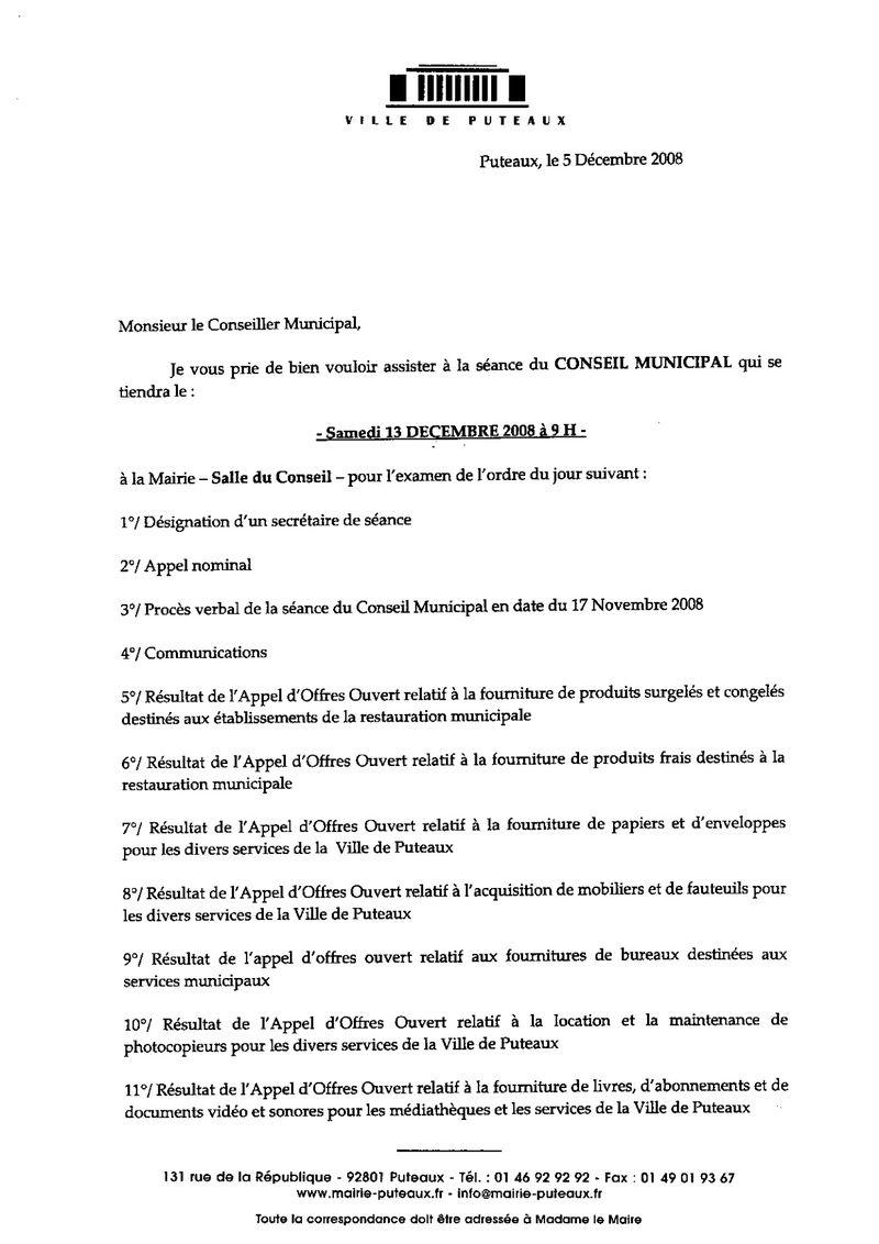 Conseil-131208-ODJ