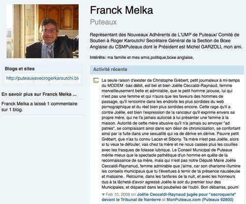 Franck-melka