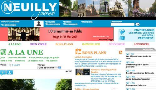 Neuillyjournal