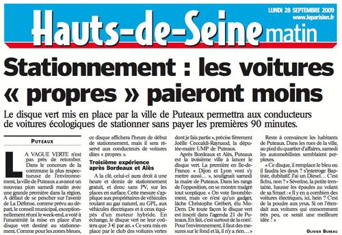 Parisien280909