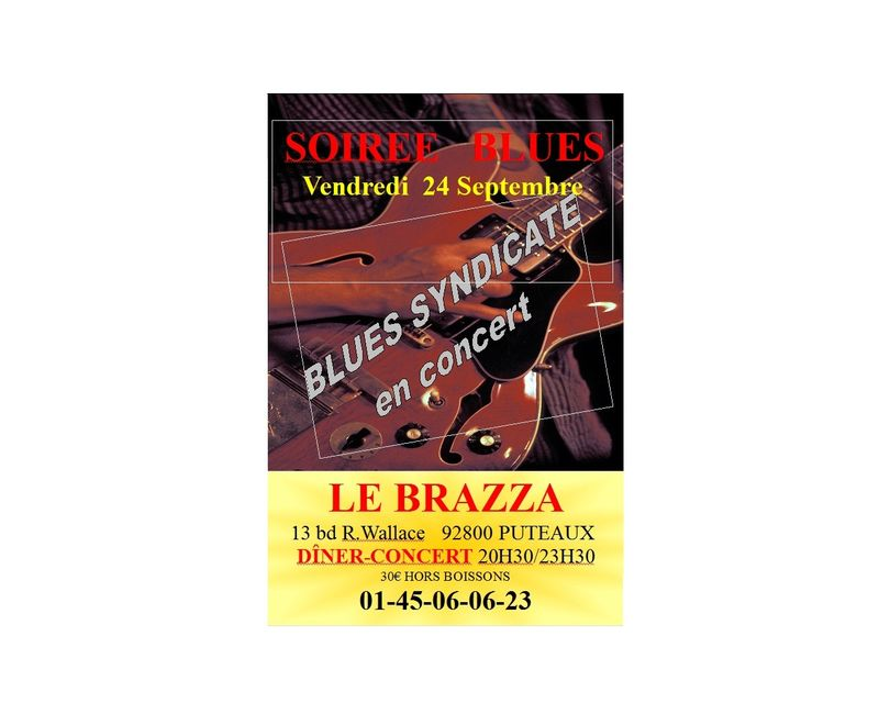 Blues 2409