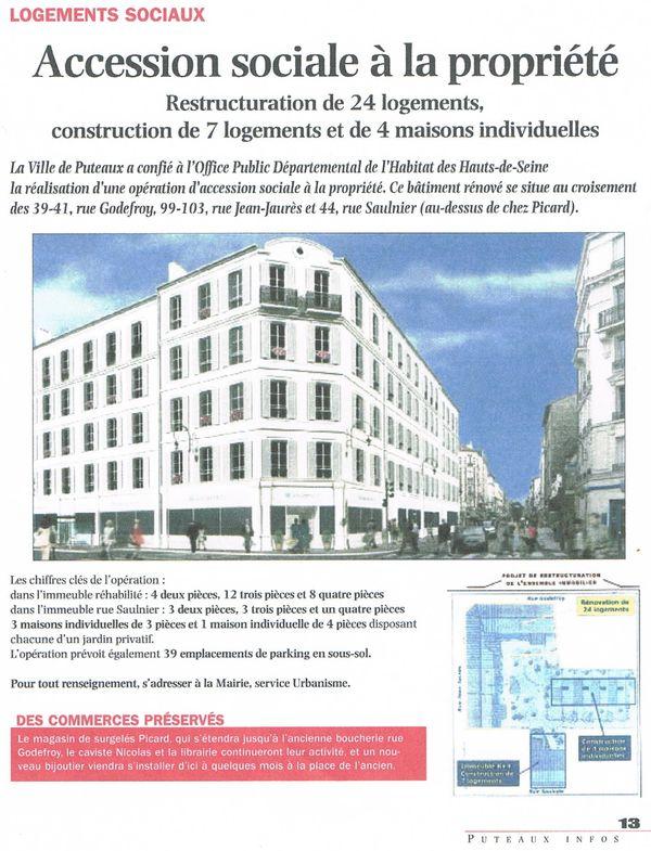 Logement puteaux une r sidence en accession sociale for Maison accession sociale