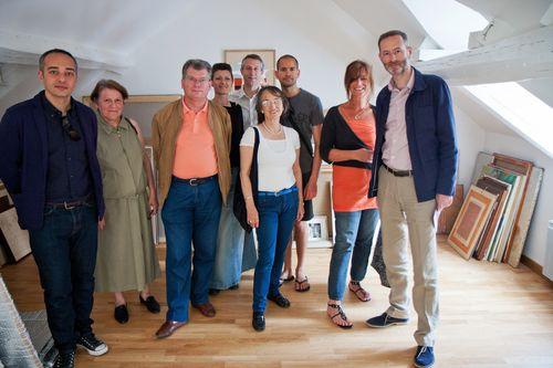 020 - Visite de la Maison de Camille - 08 juin 2013