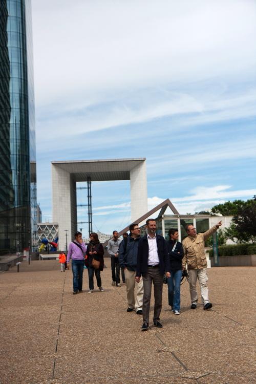 045 - Balade n°3 Visite de La Défense - 15 juin 2013