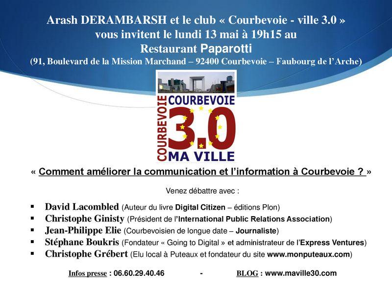 Courbevoiecommunication