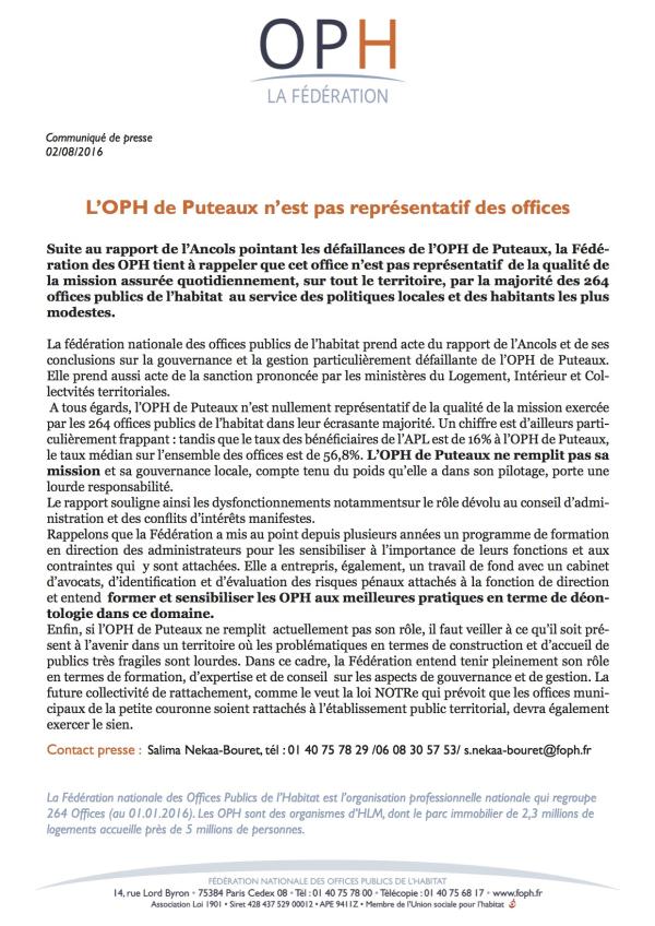 CP FOPH Puteaux