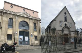Eglise-cine