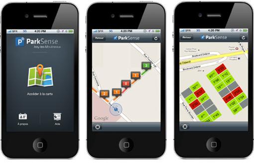 Parksense-iphone