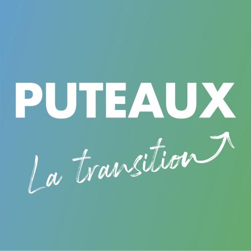 Logo PUTEAUX La transition